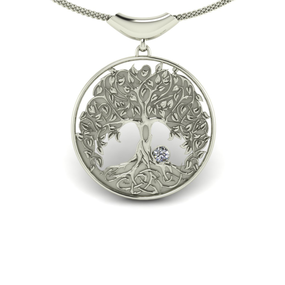 TREE OF LIFE PENDANT GP-09