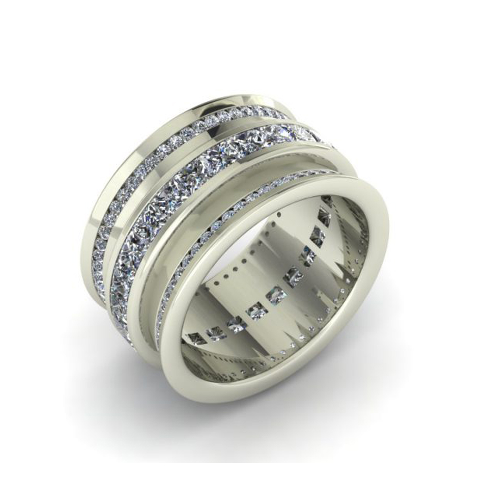 kerri lambkins pinterest on band wedding diamond by pin gallery bands wide ring marquise eternity