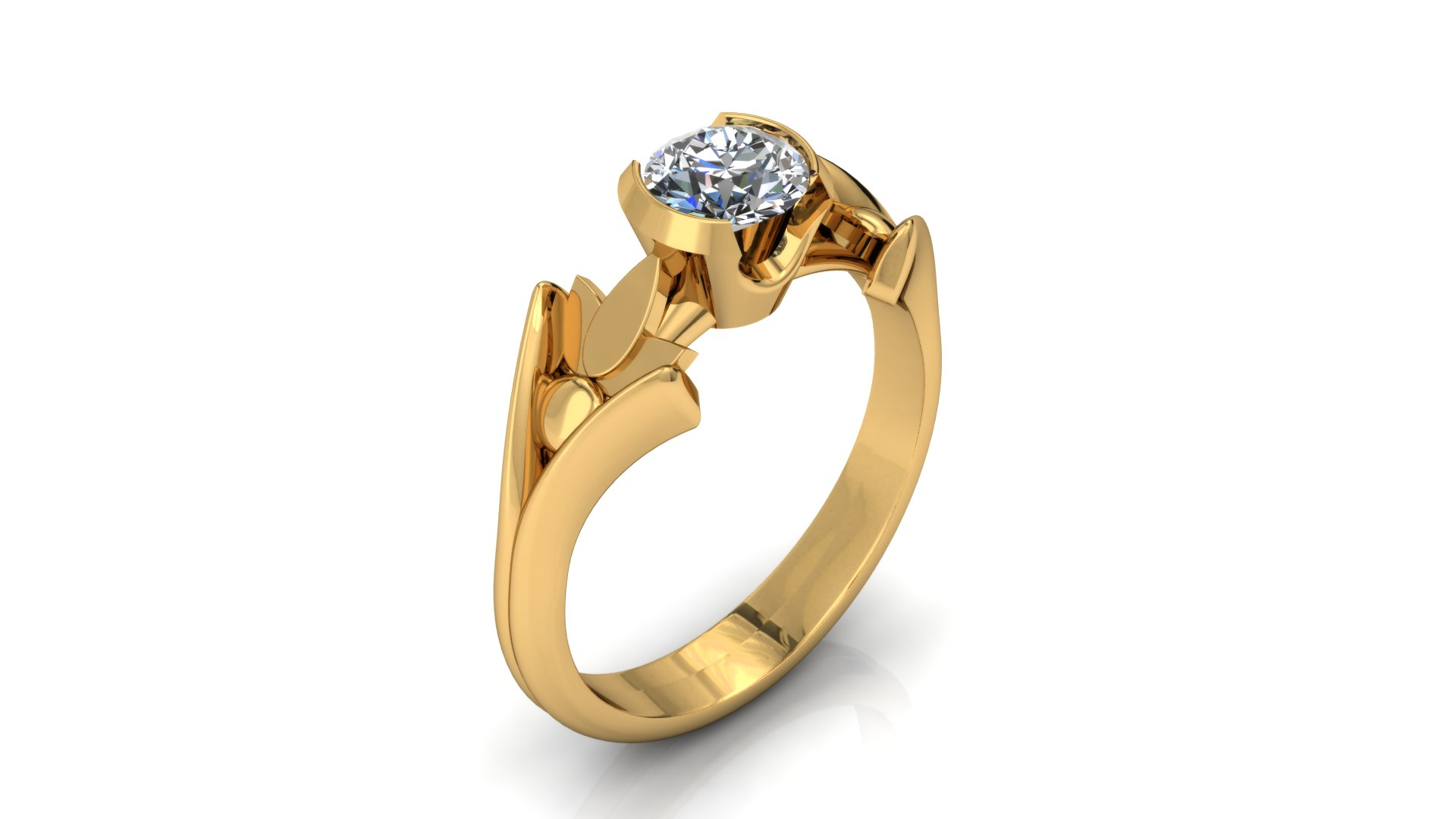 Custom Engagement Rings | TheGoldsmiths LTD. of Reading, PA