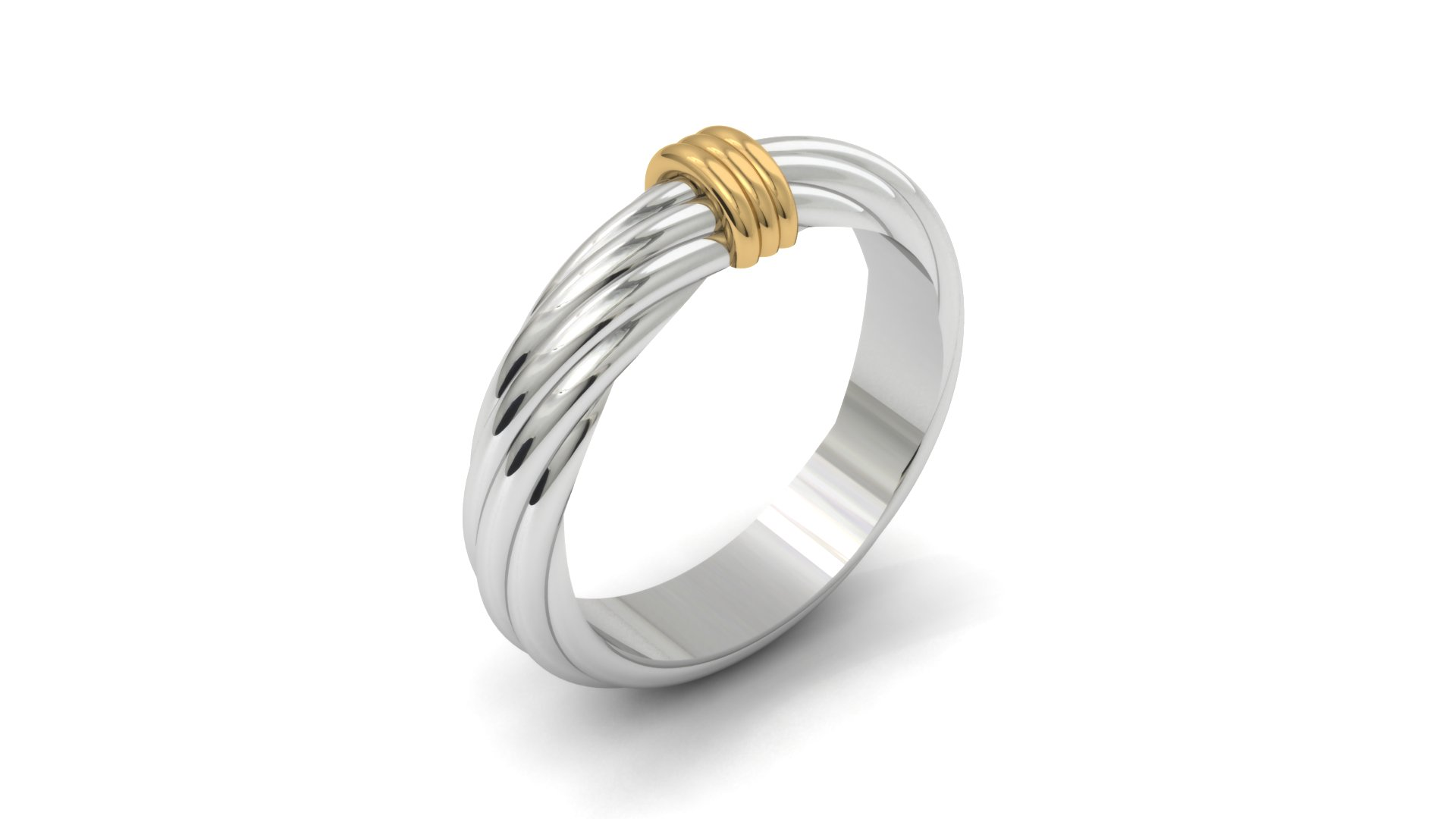 ROPE STYLE RING