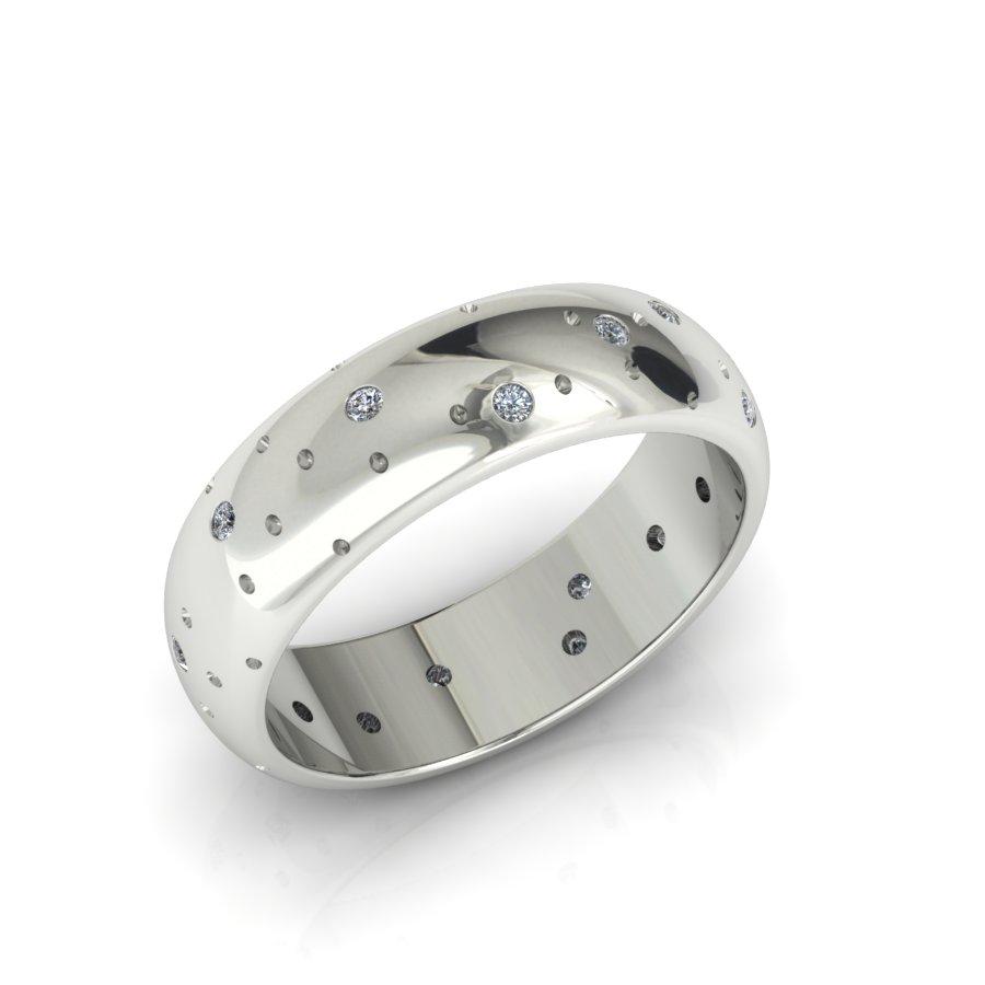 CONSTELLATION DIAMOND FASHION RING